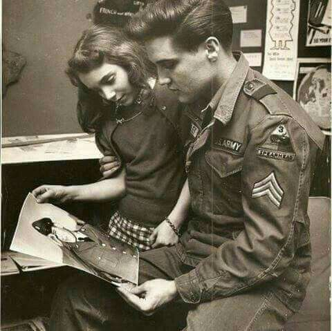 Elvis Presley 1959 Germany