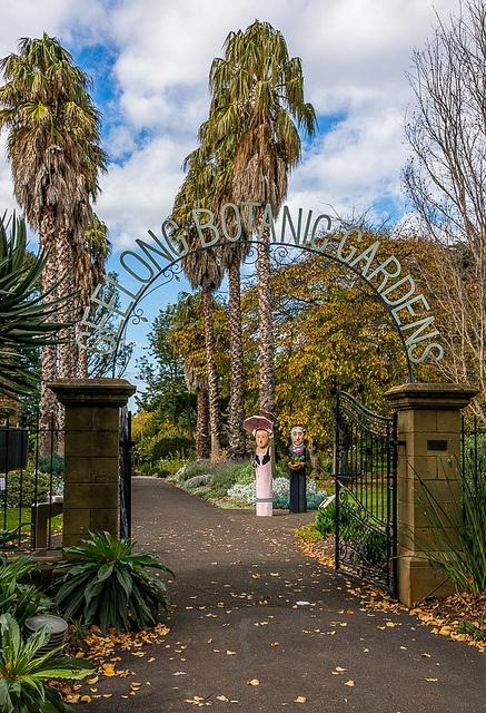 Geelong Botanical Gardens. #Travel #Victoria #Gardens