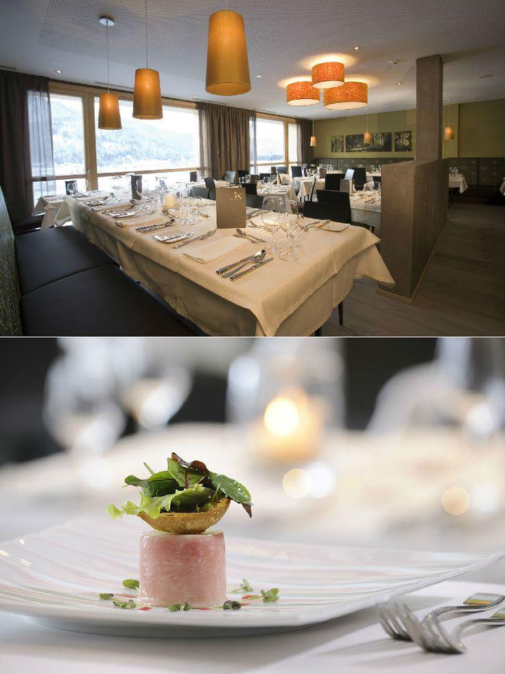 Das Kronthaler | Alpine Style Hotel | Austria | http://lifestylehotels.net/en/das-kronthaler | restaurant, food, delicious, luxury