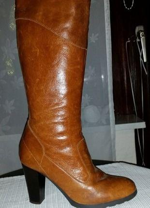 Kaufe meinen Artikel bei #Kleiderkreisel http://www.kleiderkreisel.de/damenschuhe/stiefel/114495118-esprit-leder-stiefel-neuungetragen