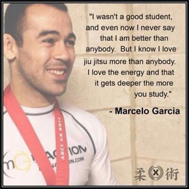 He really is the jiu jitsu messiah...
