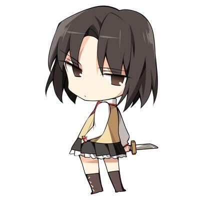 Shiki Ryougi【Kara no Kyoukai】