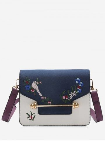 GET $50 NOW | Join RoseGal: Get YOUR $50 NOW!https://www.rosegal.com/crossbody-bags/flower-birds-embroidery-crossbody-bag-1354149.html?seid=6384889rg1354149