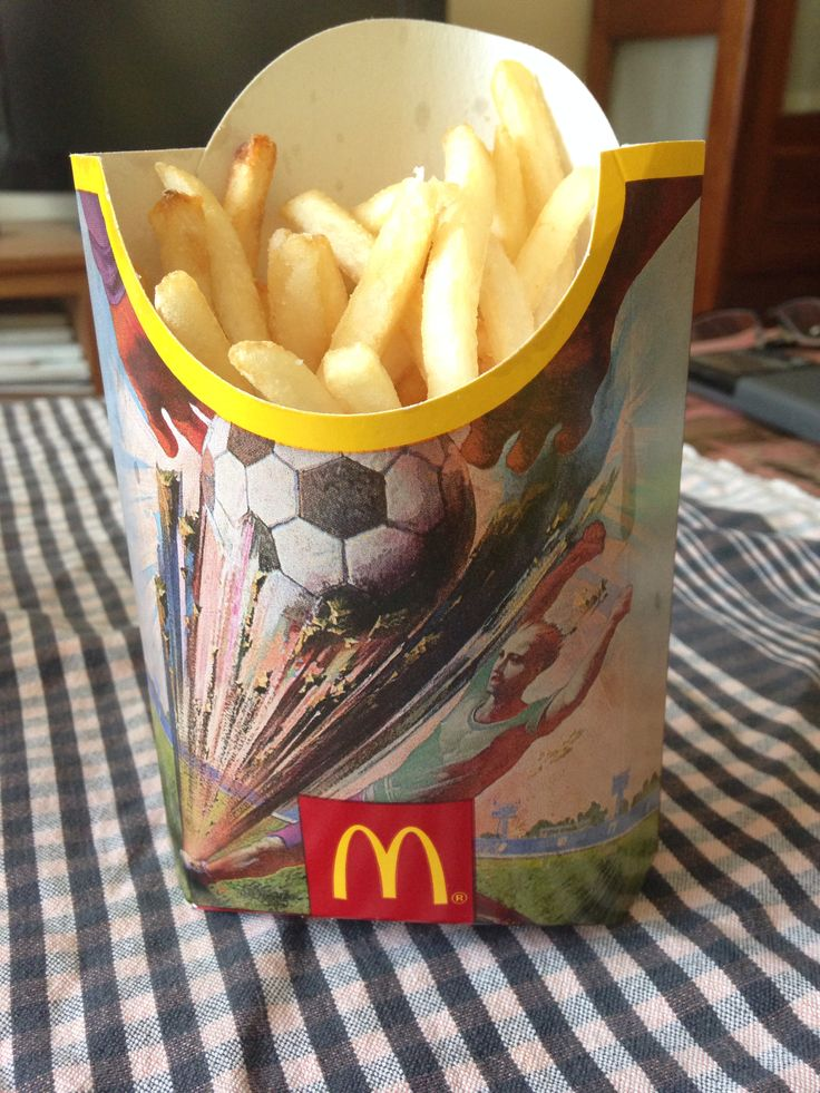 #chips #mcdonalds #worldcup #cool