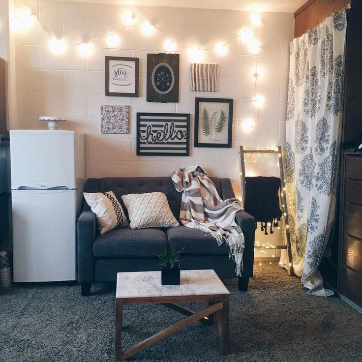 Dorm Room Inspiration  University of NebraskaLincoln UNL  dorm ideas  College dorm rooms