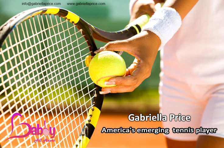 Pin by Gabby P on America's emerging tennis player
