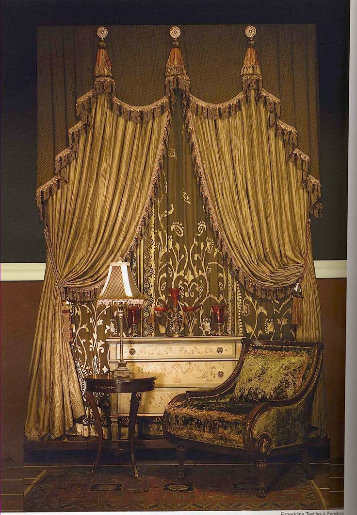 formal drapery style available DesignNashville  Decorating  Curtains Drapes curtains