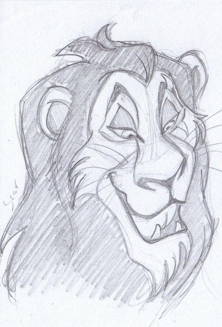 25 unique cartoon lion ideas on pinterest lion cartoon drawing choses faciles dessiner and - Dessin triste ...