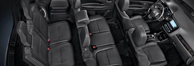 Mitsubishi Outlander 2016 - Model Landing - Ste-Foy Mitsubishi