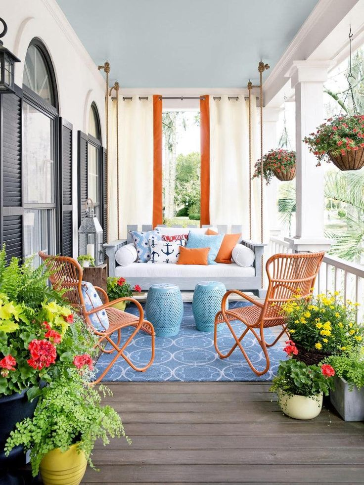 картинки балкона для частного домашних ничего сложного