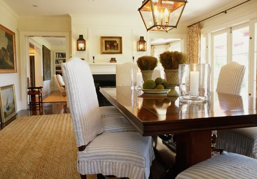 {peter dunham}Dining Rooms, Peter Dunham, Dining Room Rugs, Dining Chairs, Dining Spaces, Dining Room Lights, Design Elements, Chairs Covers, Dining Tables