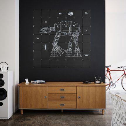 Star Wars Galaxy Wall Art