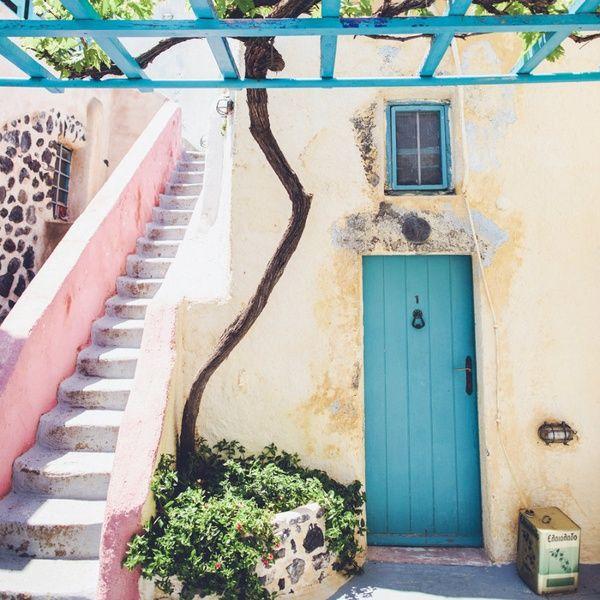 Caveland Hostel, Santorini, Greece - 6 Awesome Hostels All over the World
