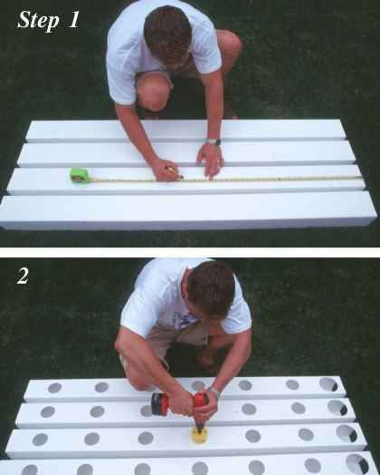 Plans for your personal hydroponics garden!:
