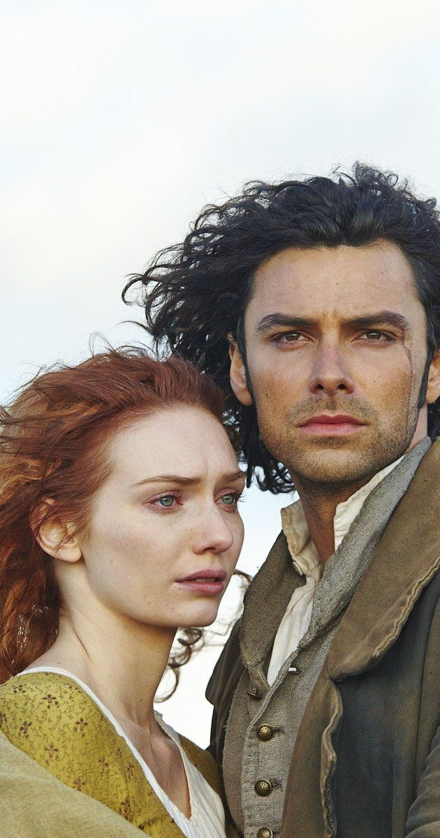 Poldark (TV Series 2015– ) -  Eleanor Tomlinson and Aidan Turner in Poldark - THEY ARE SUCH AN AMAZING COUPLE ON THE SHOW.  HE IS SUCH AN HONOURABLE MAN, AND SHE IS THE PERFECT WIFE FOR HIM.