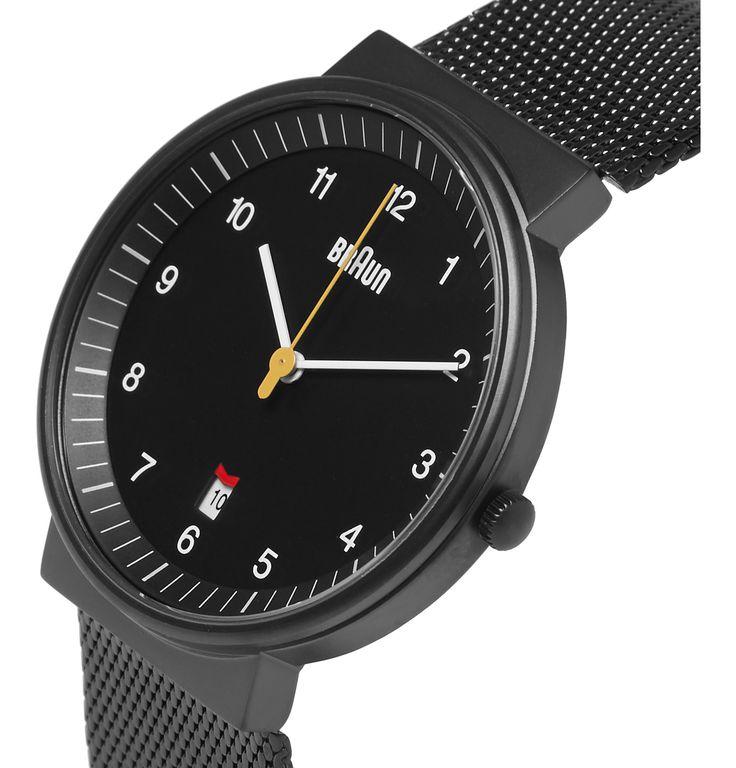 Braun - BN0032 Matte Stainless Steel Watch