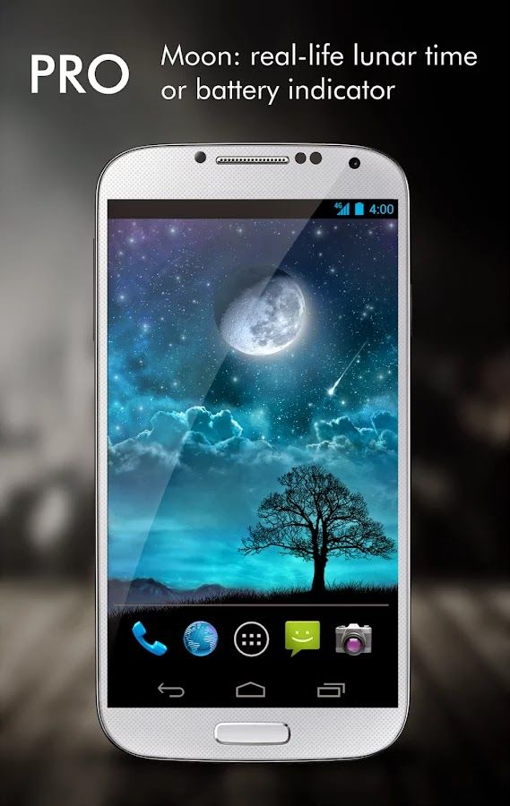 Dream Night Pro Live Wallpaper Apk - Playstore Android Market
