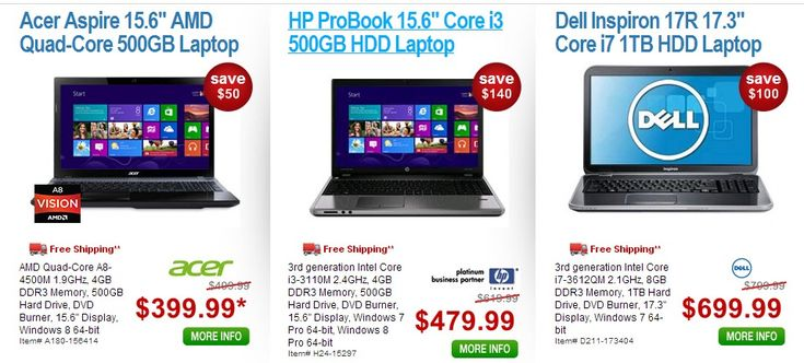 Laptop deals online best buy