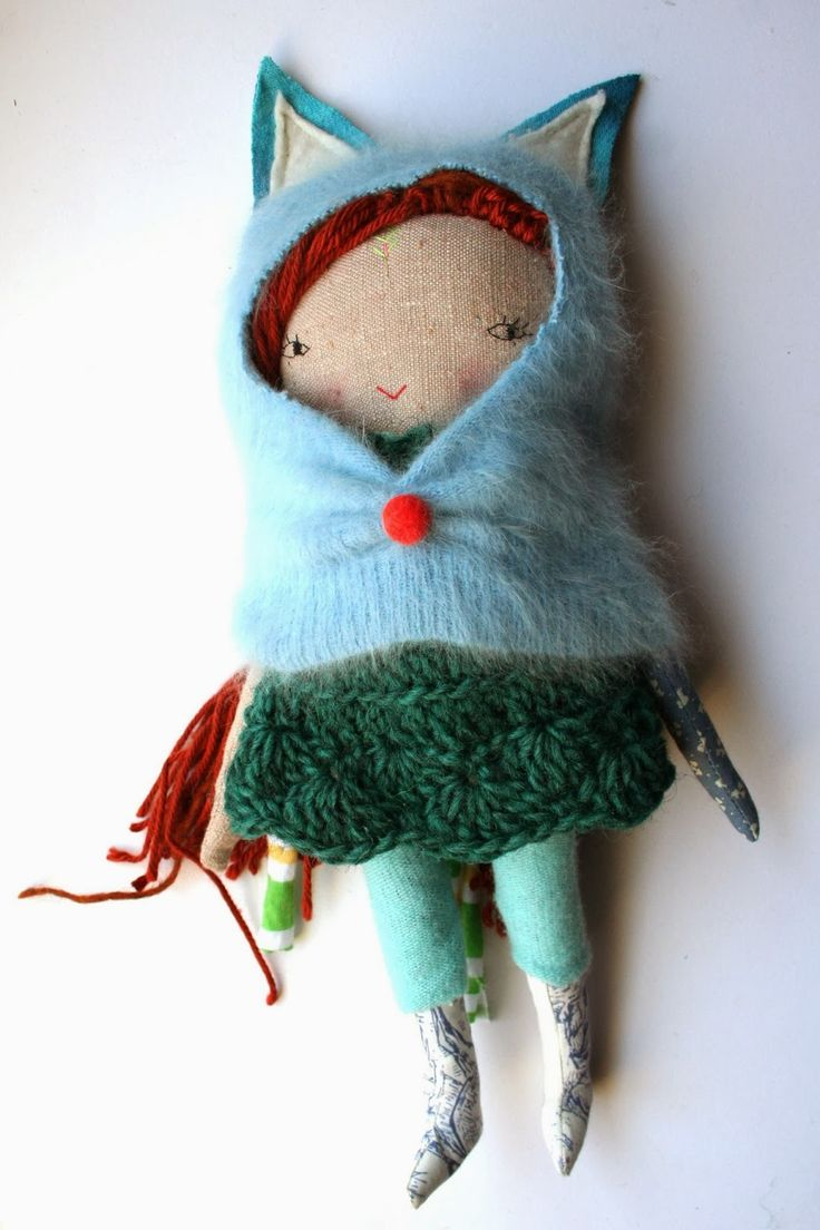 humble toys: little lu doll