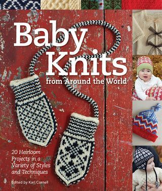 Whether you are somewhere that happens to to have a minus symbol before the temperature outside, or somewhere it's warm and sunny, you may have some time to knit a fashionable fish or skeleton fish garment. Here is a great pattern for a Lofoten Island Sweater from Baby Knits from Around the World. This pattern would […]