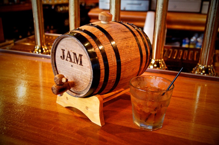 Engraved Mini Whiskey Barrel great for groomsmen by themanregistry, $70.00