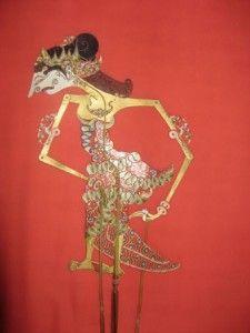 Siti Sendari #javanese #wayang #kulit #puppet #java #indonesia #puppetry #siti #sendari