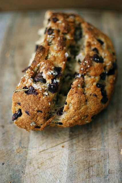 More like this: olive bread , rosemary bread and gluten free breads .