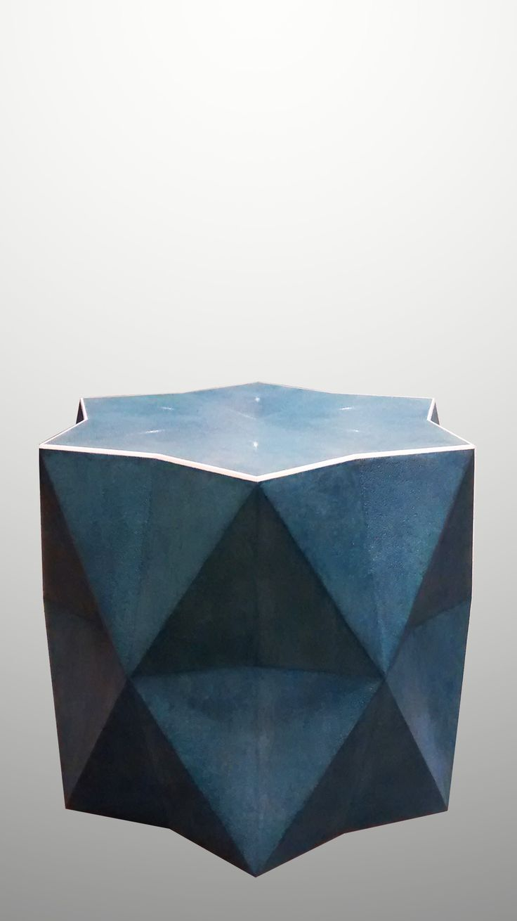 1050 best posh design images on pinterest coffee tables star side table in shagreen and bone side tables leather modern jpg ixlib
