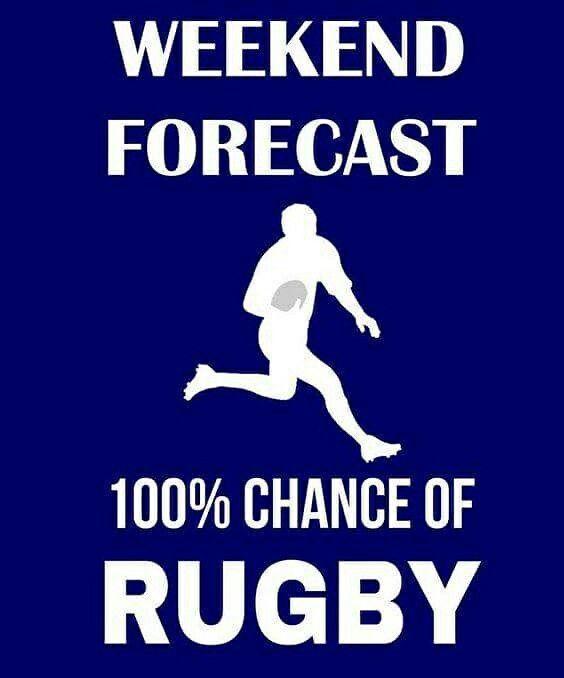 Rugby Weekend