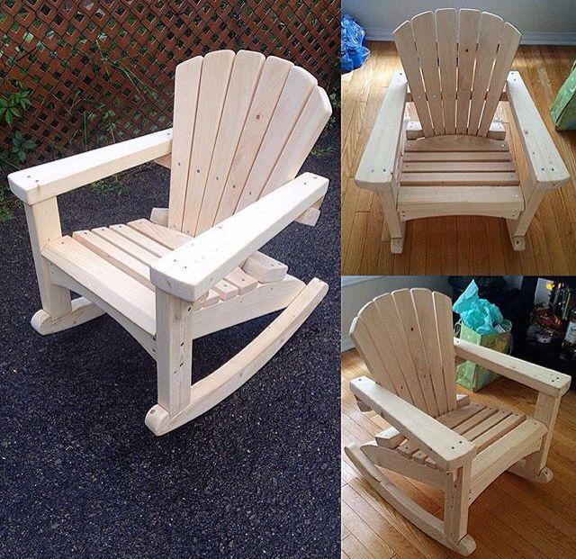 Kid Rocker Adirondack Muskoka Chair Adirondack Chairs We
