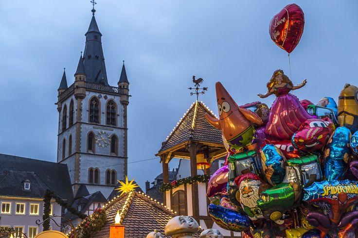 Trierer Weihnachtsmarkt // #GermanyXmas