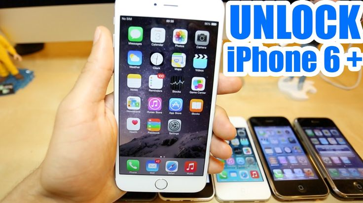 How To Unlock iPhone 6 Plus For Free