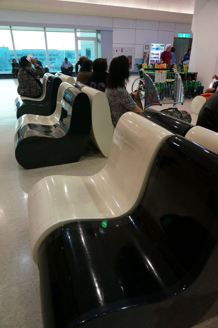 5R- 玩轉台北桃園國際機場 - 候機閱讀室