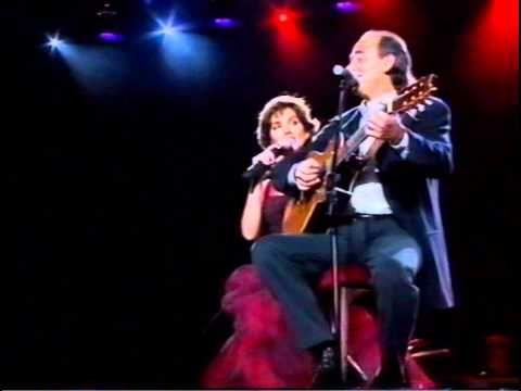 Joan Manuel Serrat y Ana Belén , PALABRAS DE AMOR, 1996.