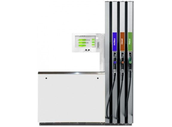 EURO4500-3 Product (ULP,PULP,Diesel), 6Nozzle