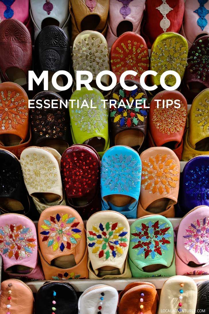 Essential Morocco Travel Tips: 21 Things You Must Know Before Visiting Morocco // localadventurer.com