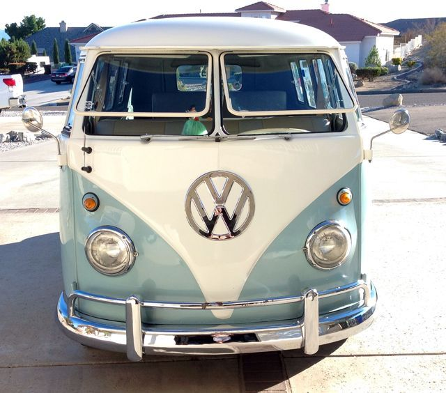 1960 VW Bus For Sale  I want one so badly!..Re-pin...Brought to you by #HouseofInsurance for #CarInsurance #EugeneOregon