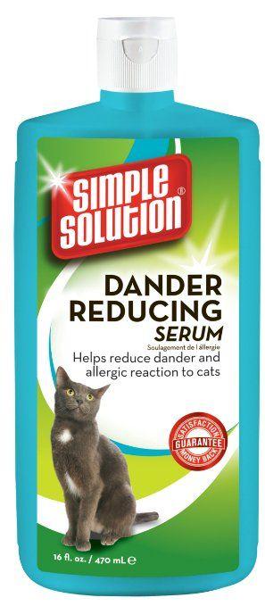 Simple Solution Dander Reducer Serum 16-Ounce