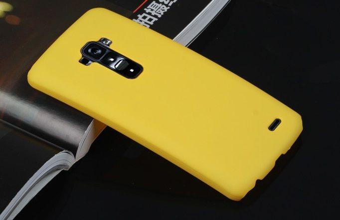 Rubber Plastic Πλαστική Θήκη OEM Κίτρινο (LG G Flex) - myThiki.gr - Θήκες Κινητών-Αξεσουάρ για Smartphones και Tablets - Χρώμα κίτρινο