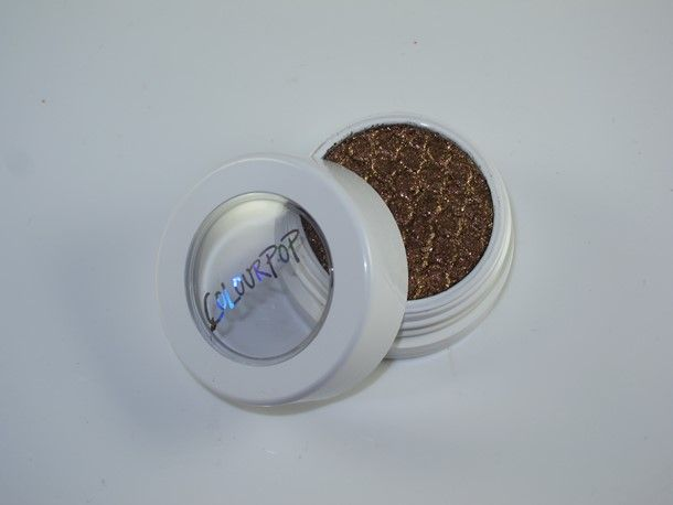 Colourpop Nillionaire Super Shock Eyeshadow Review and Swatches
