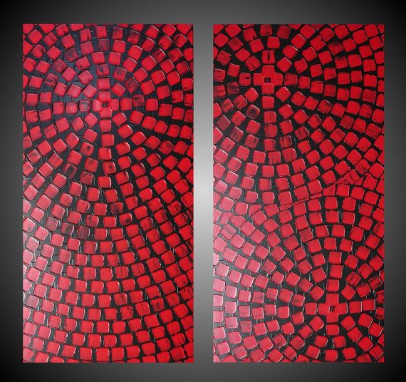 Wall Art Red best 25+ large canvas wall art ideas on pinterest | large canvas