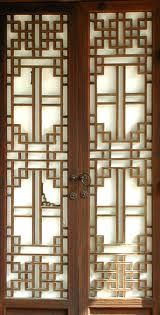 Windows of Hanok, Korean House