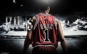 D Rose#1⭐️. My favorite basketball player ever! His is my hero! My inspiration⭐️
