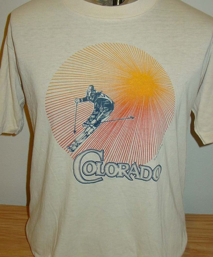 Brand new 93 best 80's Ski images on Pinterest | Graphic t shirts, Graphic  NU64