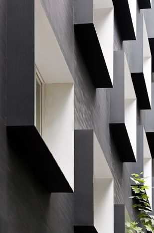 Architecture: Pixel House by Mass Studies and Slade Architecture