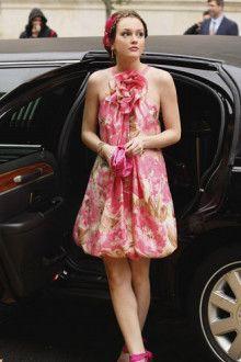 プロムのドレスのアイデアはGOSSIP GIRLのブレアから♡