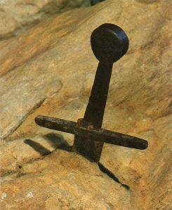 Abbazia di San Galgano - La spada nella roccia