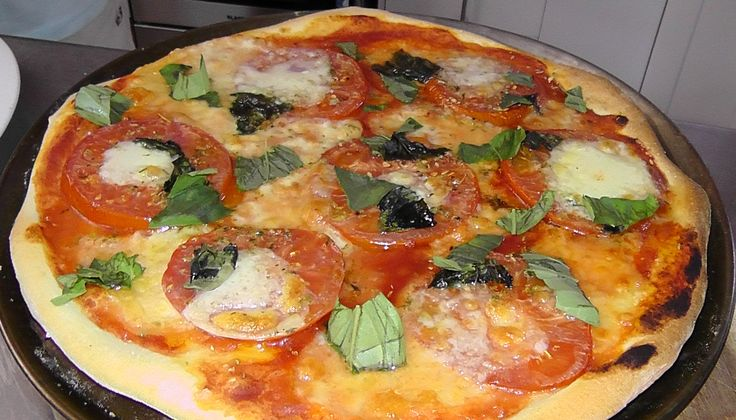 Pizza Margherita! Check out our video below!