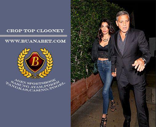 Saran Gaya Masa Kini: Amal Clooney sang pengacara menghebohkan dengan Cr...