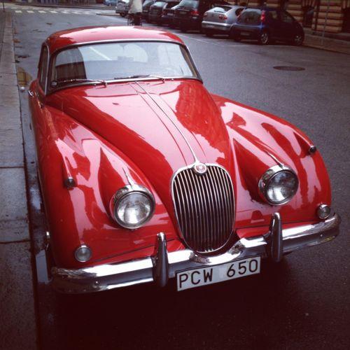 Jaguar XK150, 1959. @designerwallace